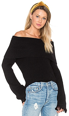 Avila Sweater in Black