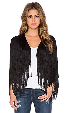 Ella Moss Ravi Jacket in Black