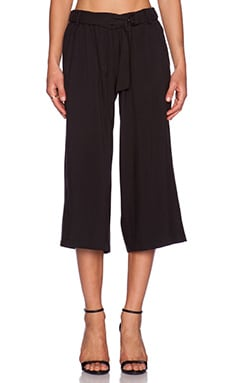 Ella Moss Candice Pant in Black