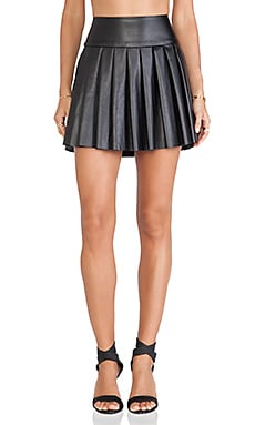 Ella Moss Raquel Skirt in Black