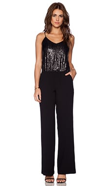 Ella Moss Roxie Jumpsuit in Black