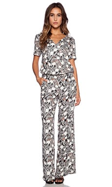 Ella Moss Blossom Jumpsuit in Black