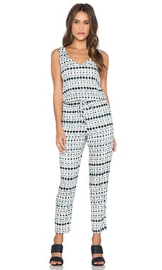 Ella Moss Cortez Jumpsuit in Black