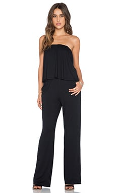 Ella Moss Bella Jumpsuit in Black