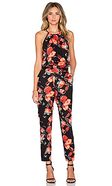 Ella Moss Fiore Jumpsuit in Black