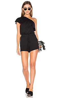 Bella Romper in Black