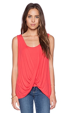 Ella Moss Icon Tank in Rose