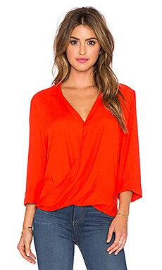 Stella Top in Tigerlily