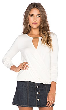 Ella Moss Bella Top in Cream