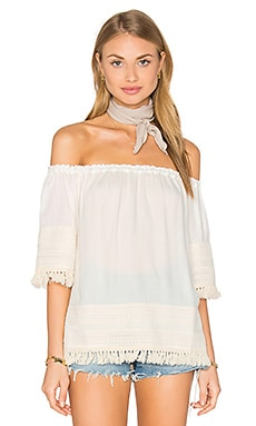 Lilita Top in White