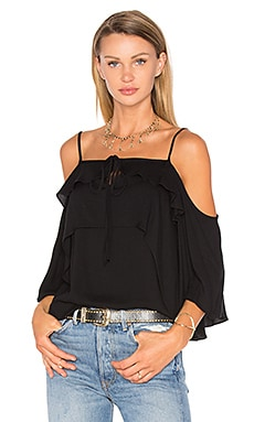 Stella Cold Shoulder Top
