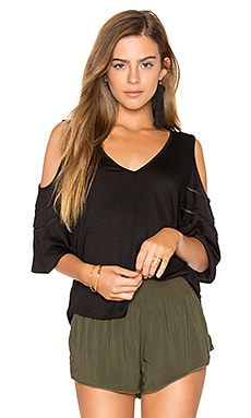 Bella Top in Black