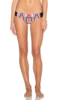 Ella Moss Hipster Bikini Bottom in Multi