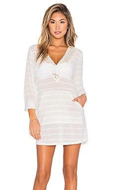 Ella Moss Mazatlan Tunic in Cream