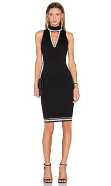 ELLIATT Rapid Dress in Black
