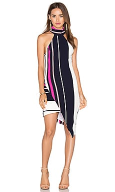 ELLIATT Illustration Dress in Multi