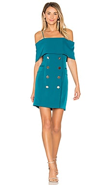 Beyond Dress in Teal