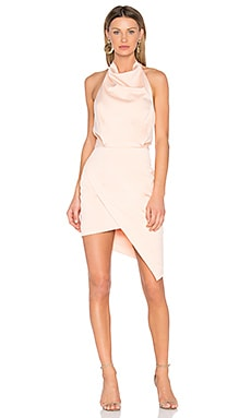 x REVOLVE Camo Dress in Blush