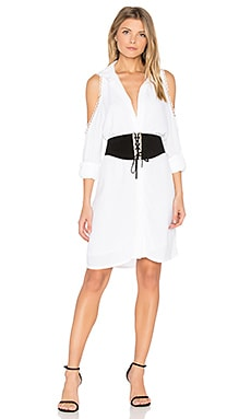 Clarity Dress in White