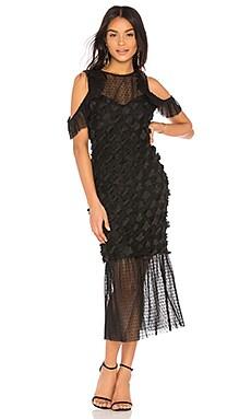 Фото - Платье oberon - ELLIATT черного цвета