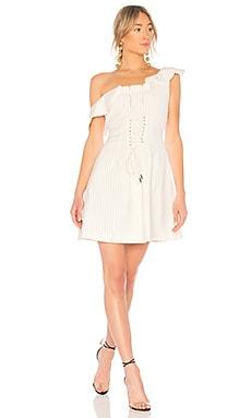 Rosaline Dress in White. - size M (also in L,S,XS) Elliatt