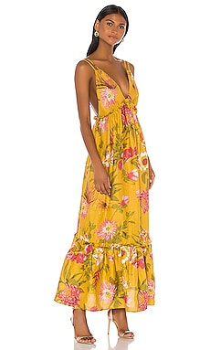 Bahamas Dress ELLIATT $227 NEW ARRIVAL