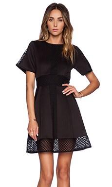 ELLIATT Prediction Dress in Black