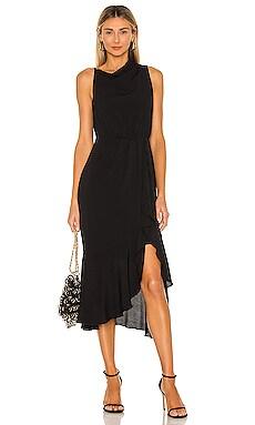 Beata Midi Dress ELLIATT $180