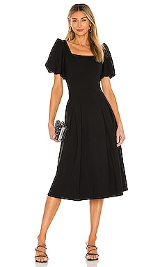 Regency Midi Dress ELLIATT $271 NEW