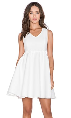 ELLIATT Sunset Dress in White