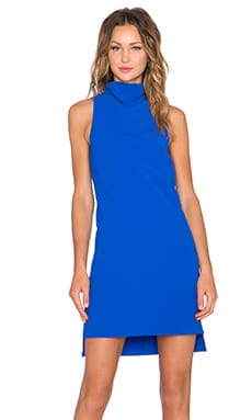 ELLIATT Contemporary Shift Dress in Cobalt