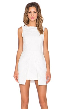 Mode Dress in White