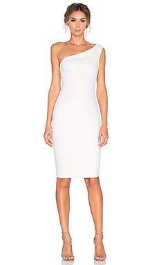 ELLIATT Atlantic Dress in White