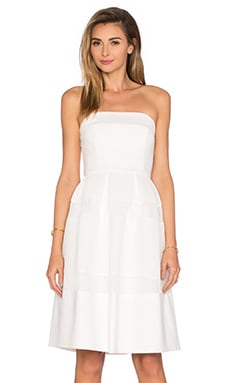 ELLIATT Underworld Dress in White