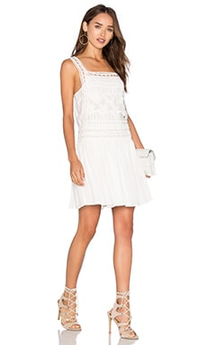 ELLIATT Aphrodite Dress in White