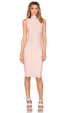 Aura Dress in Blush