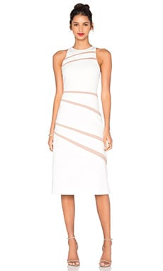 ELLIATT Minerals Dress in White