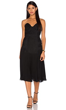 ELLIATT Dominion Dress in Black