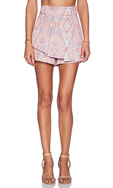 ELLIATT Impulse Skort in Multi