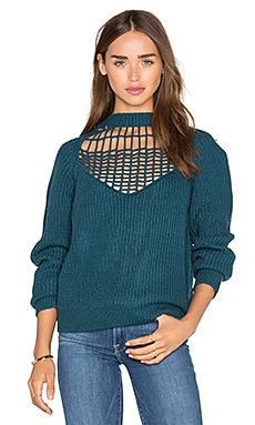 ELLIATT Opal Sweater in Petrol