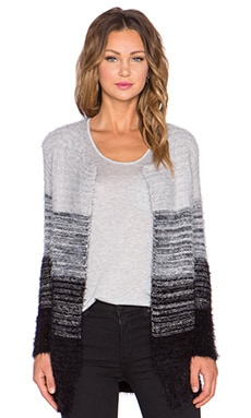 ELLIATT Take Flight Cardigan in Monochrome