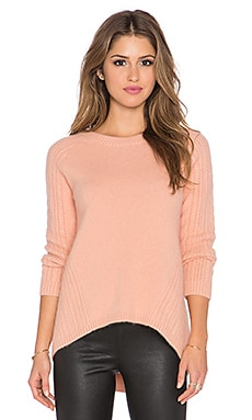 ELLIATT Landforms Sweater in Blush