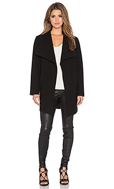ELLIATT Broadway Coat in Black