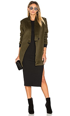 Sink Coat in Khaki