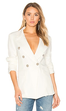 Beyond Blazer in White