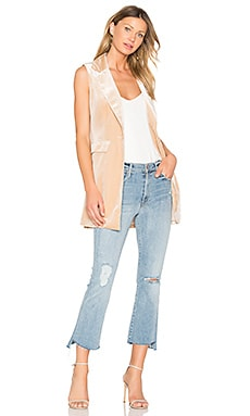 Thrill Sleeveless Blazer