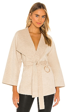 Plinth Coat ELLIATT $219