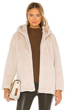 Portofino Faux Fur Jacket ELLIATT $209