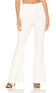 Mirror Pant in White
