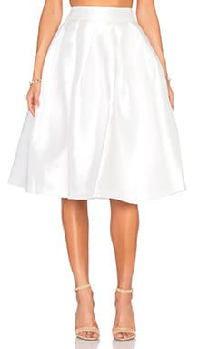 ELLIATT x REVOLVE Procession Skirt in White